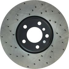 StopTech Disc Brake Rotor Front Right for BMW 535 GTİ / 740i / 550i / 650i