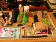 Make Your Own Shoe Making Kit Oxford Lace-Up Shoes Shoemakers Cobblers Tools