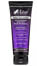 The Mane Choice Green Tea and Carrot Mask Treatment
