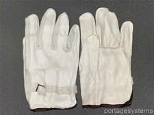 Westchester Protective Gear 100% Leather Work Gloves