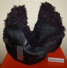 Adidas Women's Y-3 Iyoka Ankle Boots, M21815, Black, US Size 9.5