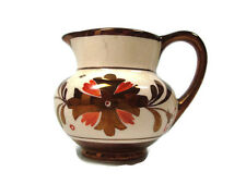 Mini Pitcher Gray's Pottery Copper Luster