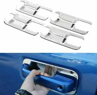 For 2015 2016 2017 2018 2019 2020 Ford F150 Chrome Door Handle Bowl Covers F-150