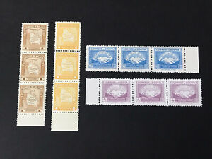 GandG Stamps Bolivia Strip Of 3 MNH OG Lot With Air Mail #C47,C115,C117 And #231