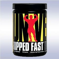 UNIVERSAL NUTRITION RIPPED FAST (120 CAPSULES) fat burner inositol carnitine un