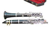 Noblet Paris clarinetto sib anni '60 con imboccatura Crampton, perfetto ..