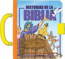 Historias de la Biblia (2013, Board Book)