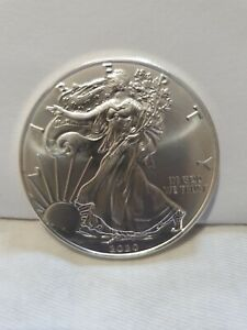 2020 American Silver Eagle Coin 1 oz Brilliant Uncirculated