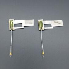 2 x Laptop Wifi Internal Antenna for Intel 7260 3160 Mini PCI-E Card Exceed TYCO