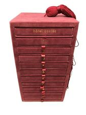 NEW Hotel Costes: The Collectors Box by Stephane Pompougnac 10 CD Set