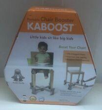 Kaboost Portable Chair Booster - Natural Nat-001
