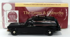 Milestone Miniatures 1/43 Scale GC60 - 1970 Daimler 420 Hearse - Black