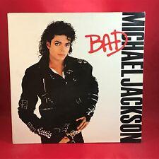 Michael JACKSON Bad 1987 VINYL LP record excellent état un