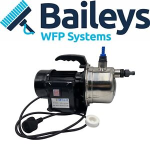 Booster pump. WFP equipment for window cleaners.