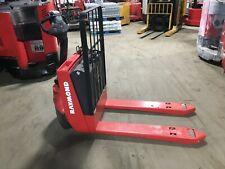 2004 Raymond Forklift Electric Jack Mn102 4500lb Capacity 45 Forks 24v Hd