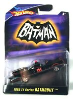 Batman 1966 TV SERIES BATMOBILE 1:50 2007 Mattel Hot Wheels NEW UNOPENED