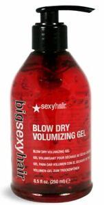 Sexy Hair Concepts Big Blow Dry Volumizing Gel 8.5 oz
