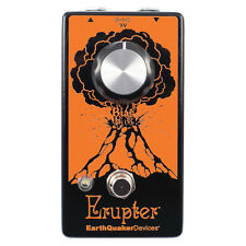 EarthQuaker Devices Erupter Perfect Fuzz Handmade Guitar Effects Pedal Stompbox