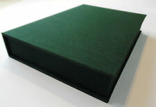 Custom Solander Boxes for books: Handmade to Order by Bookbinders in the UK