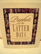 PROPHETS OF THE LATTER DAYS by Holzapfel & Slaughter (LDS BOOKS)