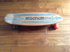 Vintage Makaha Magnum Mini  Skateboard W/ Makaha Trucks & Wheels Original 1975?