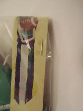 """New listing Windsock Football, Field Goal, Autumn, Fall applique Tube style Windsock ~7""""x46"""""""