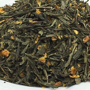 Grüner Tee Sanddorn grün 100 g