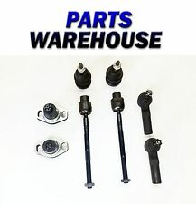 8 Pc Front Steering Kit for Pontiac Fiero T100 84-87 Ball Joints Tie Rod Ends