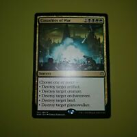 Casualties of War x1 War of the Spark 1x Magic the Gathering MTG