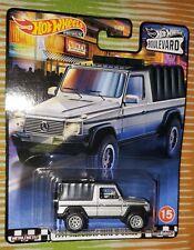 Hot Wheels Boulevard 1991 Mercedes-Benz G-CLASS