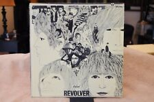 "Beatles ""Revolver"" Stereo Black Rainbow Label with Longer Name Credits"
