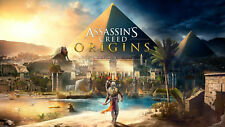 Assassin's Creed Origins PC Standard Edition UPlay Digital Product Game Key Code