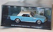James Bond Ford Mustang Convertable Thunderball new  in sealed pack