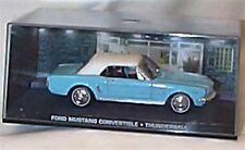 James Bond Ford Mustang Convertible Thunderball Nuevo en Paquete Sellado
