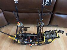 Vintage LEGO 6285 Black Seas Barracuda Complete With Instructions