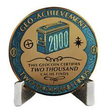 2000 Findings Geo-Achievement Award Set