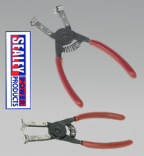 Sealey Hose Pipe Metal Clip Clamp Pliers - Clic Compatible