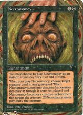 Necromancy Altered Full Art MTG Magic Commander 2020 EDH Birthday Gift