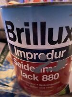 3 Liter Brillux Impredur Seidenmattlack 880 Farbton siehe offenes Gebinde