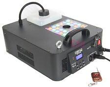 1500W LED Stage Fog Smoke Haze Machine Effect equipment for party dj event show