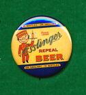 Essingler STYLE Brewery RP *PIN* Philadelphia PA. Repeal Beer Advertising