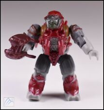 HALO MEGA BLOKS CRIMSON COVENANT BRUTE JUMP PACK W/ PLASMA RIFLE FIGURE # 96978