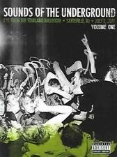 SOUNDS OF THE UNDERGROUND VoL1 ( DVD ) Live Concert - HEAVY METAL MUSIC
