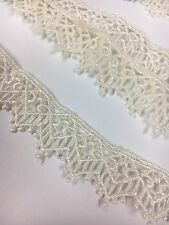 "A3 36"" Vintage Lace Trim Blythe Art Doll Sewing Crafters Edging"