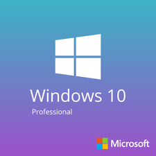 GENUINE WINDOWS 10 PROFESSIONAL PRO ACTIVATION CODE KEY ✔️.