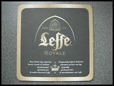 LEFFE ROYALE SOUS BOCK NEUF COLLECTOR BIERE BELGE