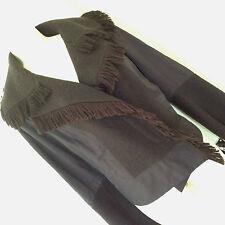 Motys Collection Paris Boiled Wool Cotton  jacket UK 12 eu 40