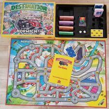 Destination Norwich Board Game VGC