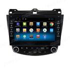 For Honda Accord 7 2003-2007 9' Android 10.1 Car Radio Stereo MP5 GPS 4Core 16GB