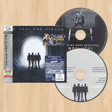 +BONUS DVD----> BON JOVI The Circle CD When We Were Beautiful DOCUMENTARY   0706